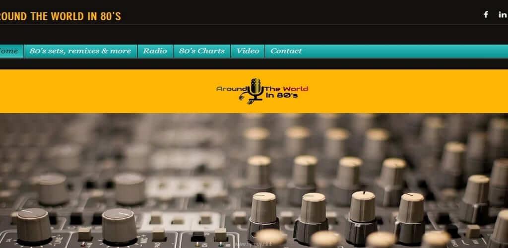 אתר לתקליטנים, מוסיקה, קולנוע ובידור, Fly Guy