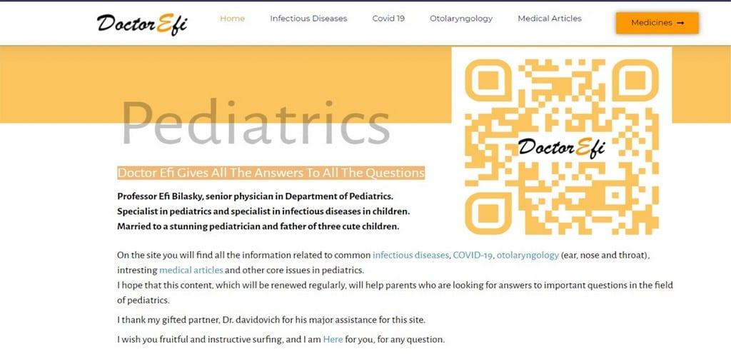Dr Efi – Dr Efi – Pediatrics