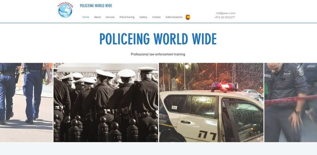 Policeing World Wide