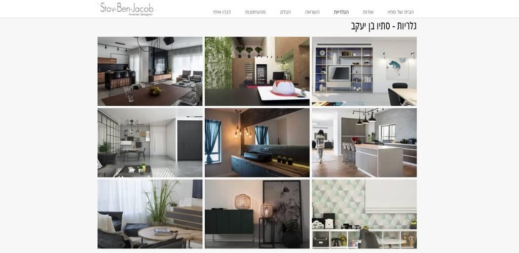 אתר למעצבים – אתר לצלמים – אתר לאדריכלים, Fly Guy