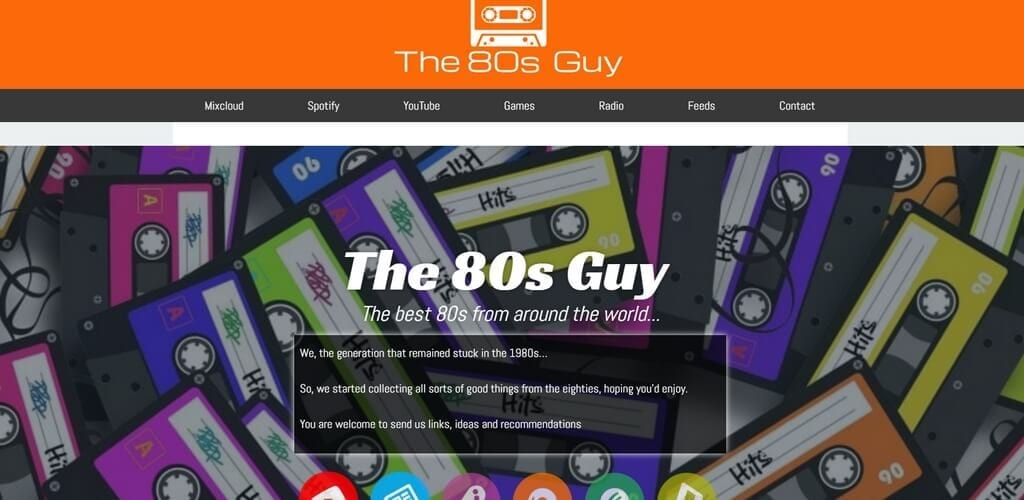 The 80s Guy